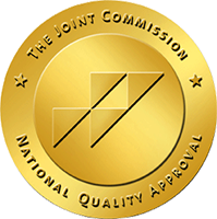 Image of the Joint Commission Gold Seal.